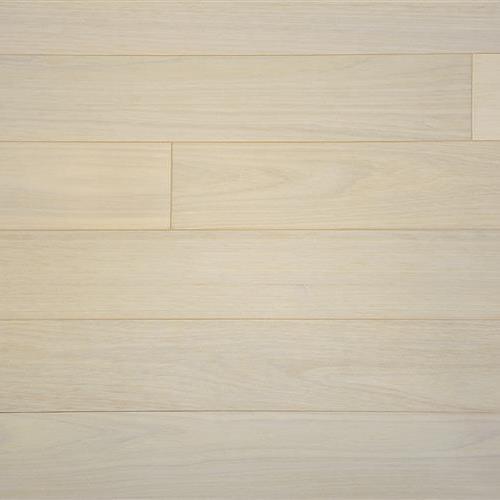 Smooth Flooring - Solid Brazilian Oak Mystic White  3/4 X 5 1/2
