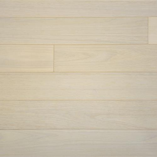 Smooth Flooring - Solid Brazilian Oak Mystic White  3/4 X 5 1/2