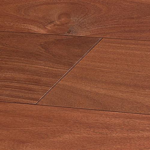 Smooth Flooring - Solid Santos Mahogany  3/4 X 3