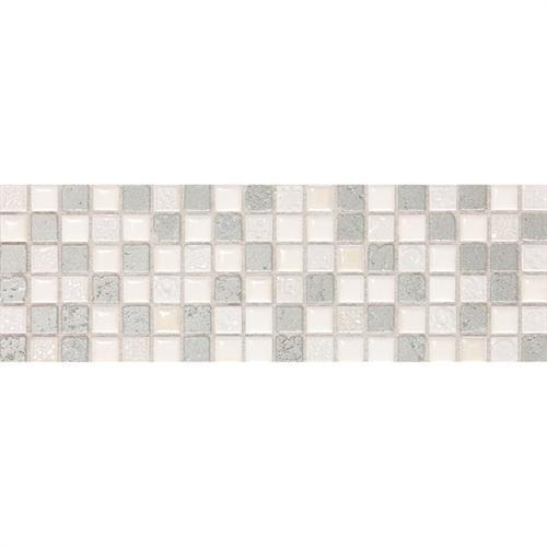 Designer Elegance Platinum 4 X 12 Elements Accent 5/8 X 5/8 AC67