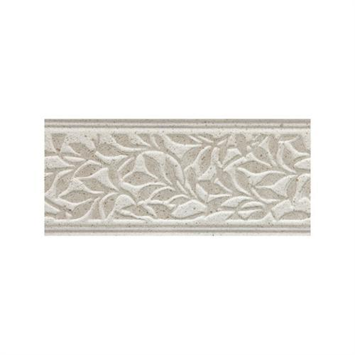 Designer Elegance™ in White 4 X 9 English Ivy Accent - Tile by American Olean