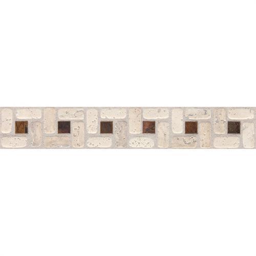 Designer Elegance™ in Penny Wheel 2 X 12 Accent - Tile by American Olean