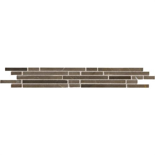 Designer Elegance Brown 2 X 12 Sidewalk Accent DE87