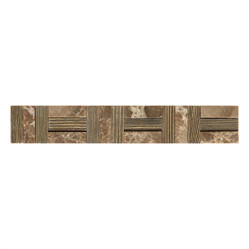 Designer Elegance™ in Light 2 X 11 Woodstock Accent - Tile by American Olean
