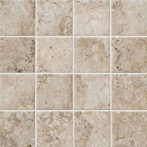 Bordeaux Crme 3 X 3 Mosaic BD01