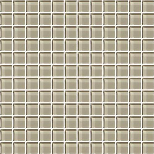 Color Appeal Oxford Tan 1X1 Mosaic C103