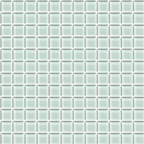 Color Appeal Vintage Mint 1X1 Mosaic C107