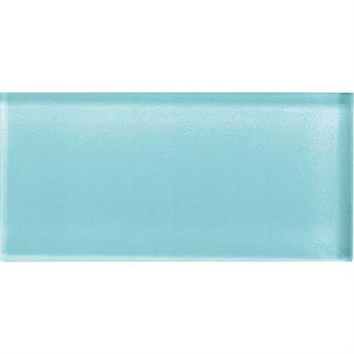 Fountain Blue 3x6