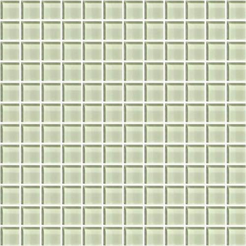 Color Appeal Celedon 1X1 Mosaic C112
