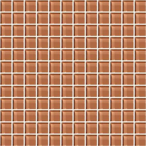Color Appeal Brandied Melon 1X1 Mosaic C115