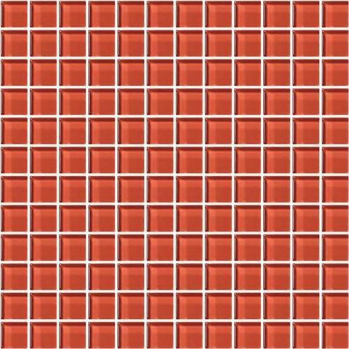 Color Appeal Auburn 1X1 Mosaic C116