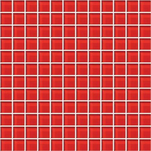 Color Appeal Cherry 1X1 Mosaic C117