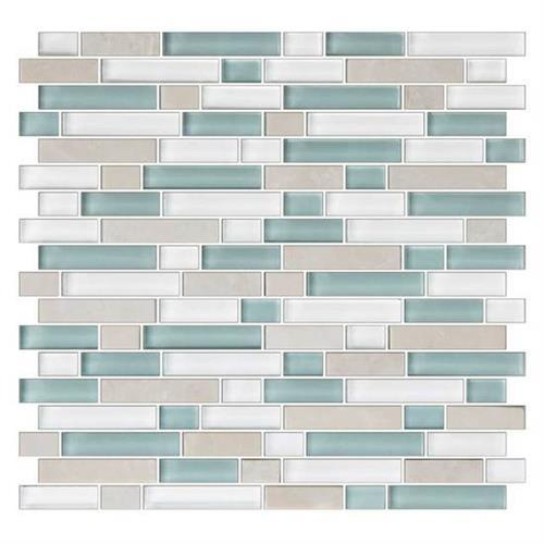 GlassTile Color Appeal™ Pacific Coast Blend C136 main image
