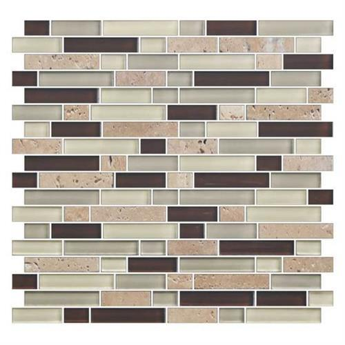 GlassTile Color Appeal™ Canyon Trail Blend C138 main image