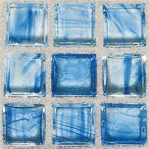 GlassTile Visionaire VA885858PM1P ClearSkies