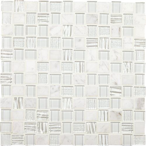 Marble Weave White Wonder MW09