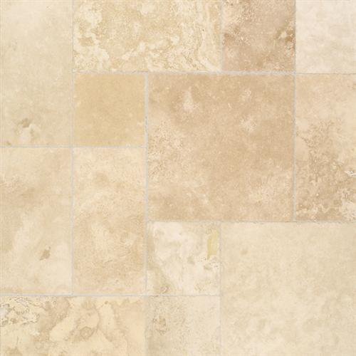 Travertine Collection Turco Classico 18 X 18 9 X 18 And 9 X 9 Honed And Filled Chiseled Edges T324