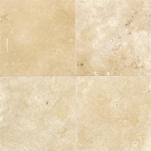 Travertine Collection Durango 16 X 16 And 12 X 12 Honed And Filled T714