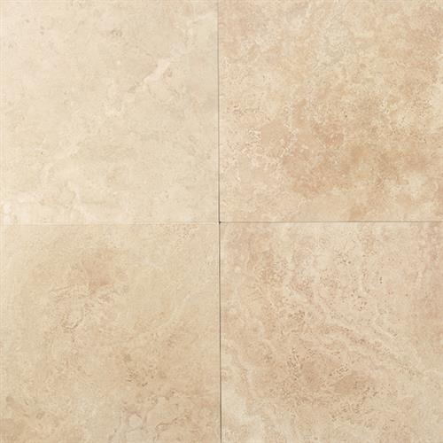 Travertine Collection Mediterranean Ivory Honed And Filled Tumbled T730