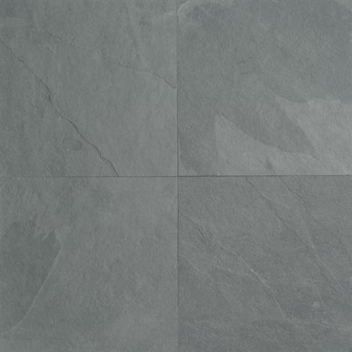 Slate And Sandstone Collection Brazil Gray 16 X 16 And 12 X 12 Natural Cleft Gauged S201