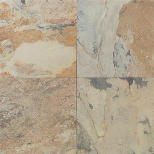 Slate And Sandstone Collection Autumn Mist 16 X 16 And 12 X 12 Natural Cleft Gauged S772
