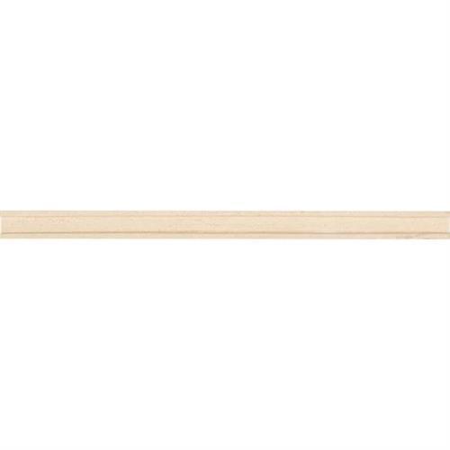 Ascend Honest Greige Pencil Rail Honed L101