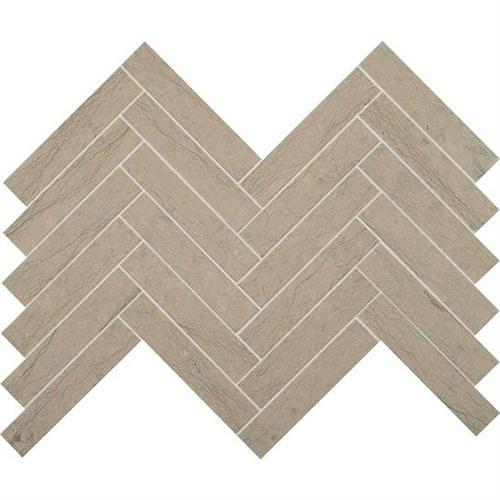 Ascend Gray Virtue Chevron Mosaic L102