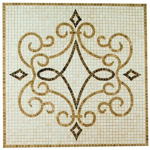 Medallion Collection Imperial 36 X 36 Honed TSM8