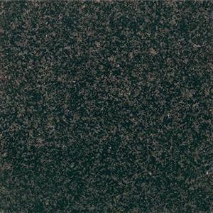 NaturalStone GraniteCollection G70112121L ImpalaBlack12X12Polished
