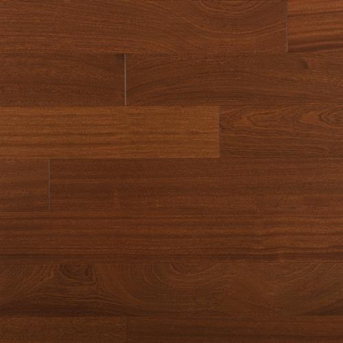 Exotic Engineered African Mahogany Brass - 5