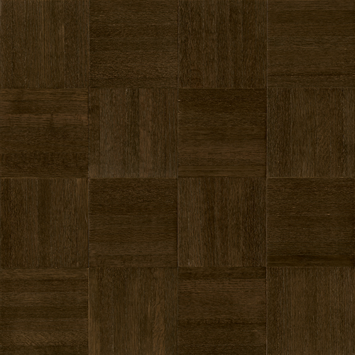 Millwork Square Blackened Brown 12