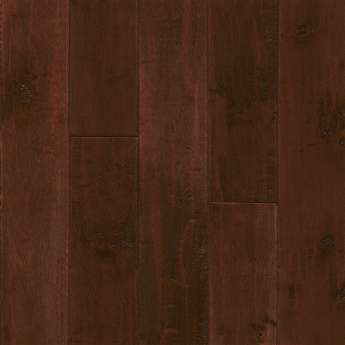 American Scrape Hardwood - Solid Cranberry Woods 325