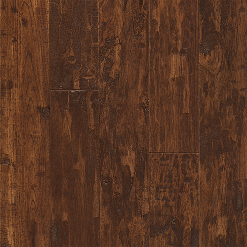 American Scrape Hardwood - Solid Candy Apple 5