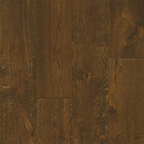 Timberbrushed - Engineered Deep Etched Hampton Brown 75