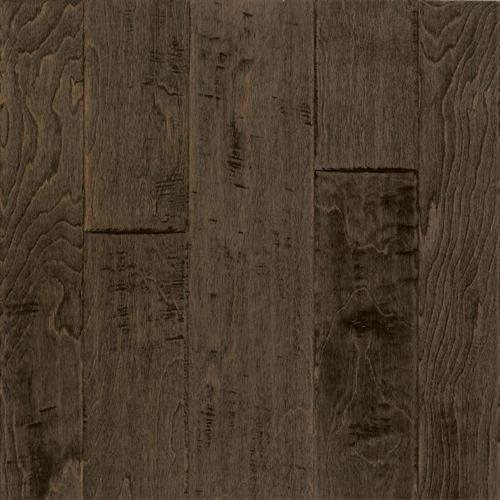 Hardwood Artesian Hand-Tooled Artesian Steel Brown  main image