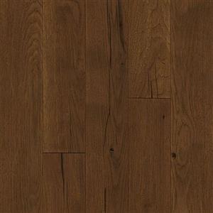 Hardwood BrushedImpressions EBHBI53L404W DeepEtchedGardenBridge
