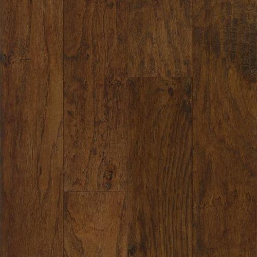 American Scrape Hardwood - Engineered Wilderness Brown