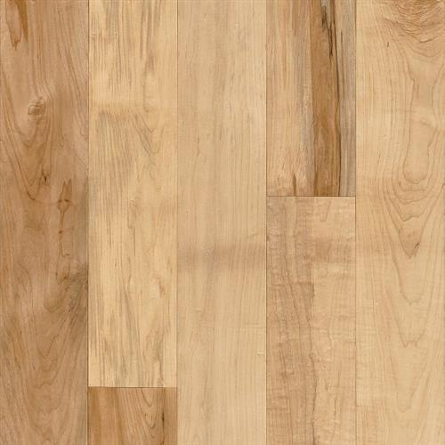 American Scrape Hardwood - Solid Natural