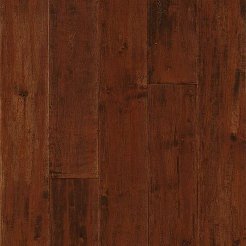 American Scrape Hardwood - Solid Cranberry Woods