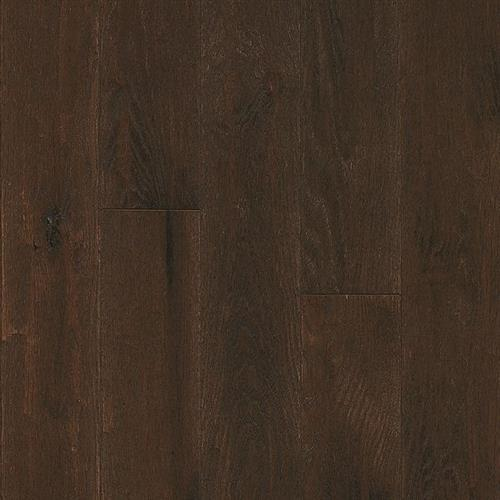 American Scrape Hardwood - Solid Brown Bear