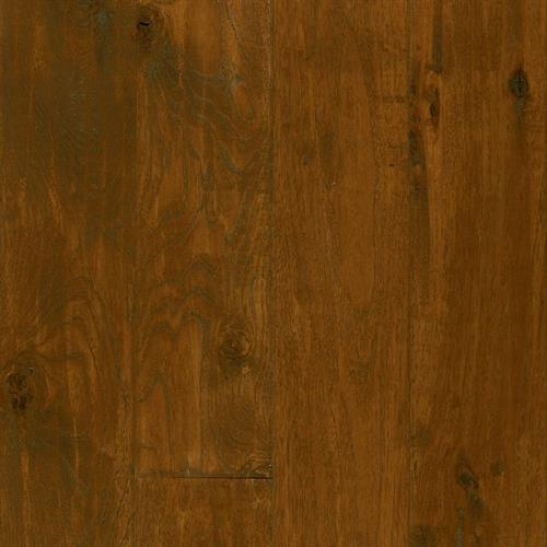 American Scrape Hardwood - Solid Candy Apple