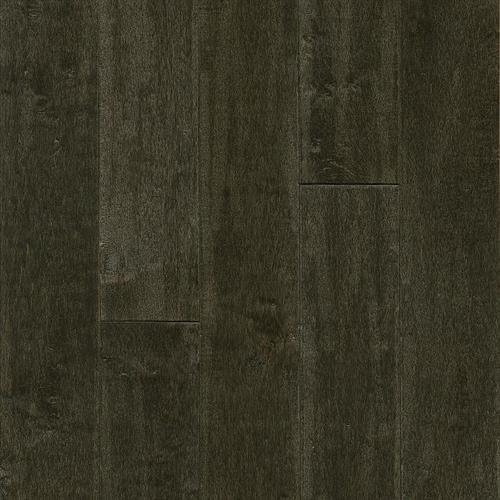 American Scrape Hardwood - Solid Dark Lava