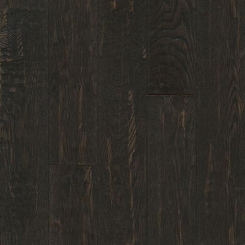 American Scrape Hardwood - Solid Black Mountains