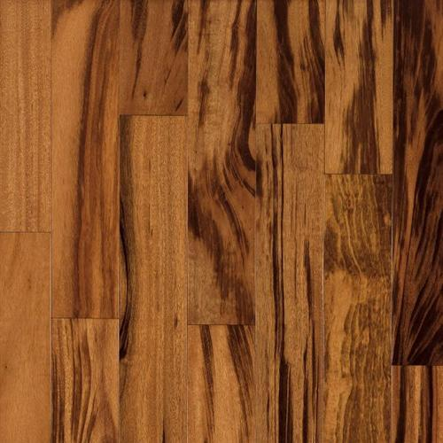 Valenza Collection Engineered Tigerwood Natural