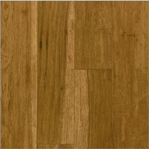 "American Scrape in Gold Rush Hickory 5"" - Hardwood by Armstrong"