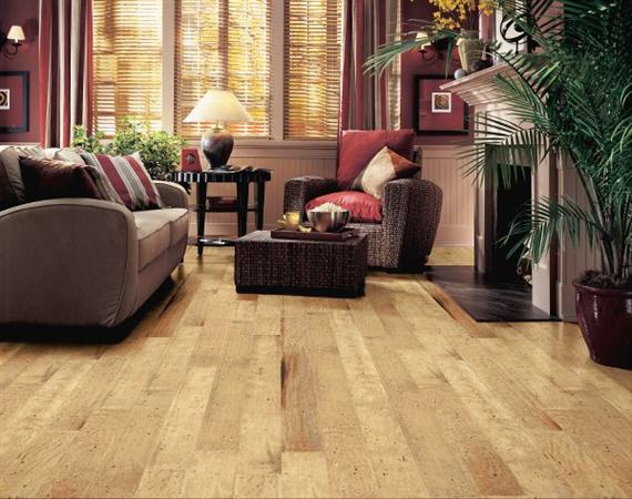 Armstrong Heritage Classics Collection Antique Natural Hardwood