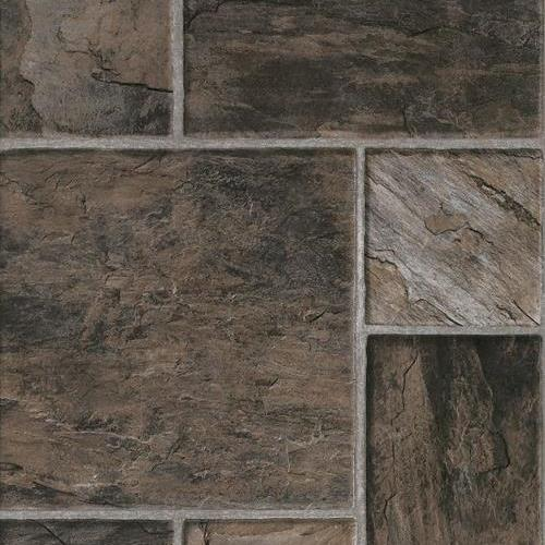 Swatch for Steel flooring product