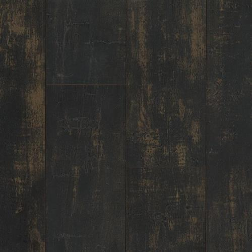 Laminate Architectural Remnants Antique Structure - Black Paint  main image