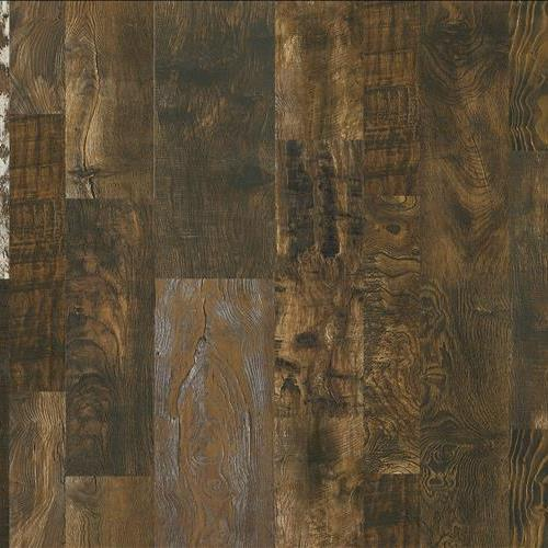 Architectural Remnants in Old Original Brown - Laminate by Armstrong
