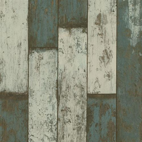 Architectural Remnants in Sea Glass Teal - Laminate by Armstrong